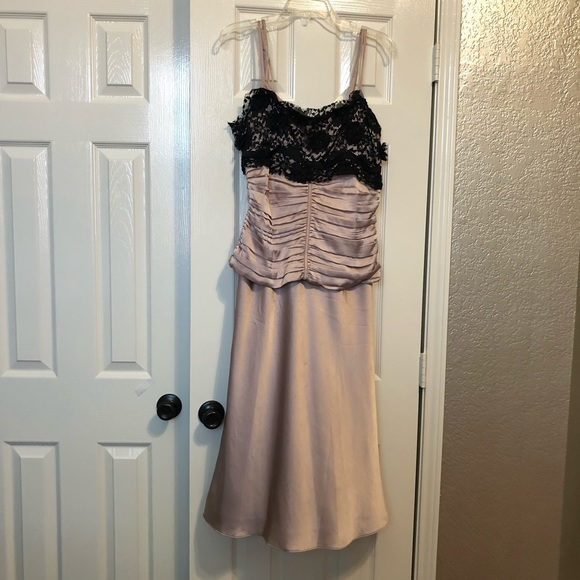 Charlotte Russe Dresses & Skirts - Blush colored cocktail dress